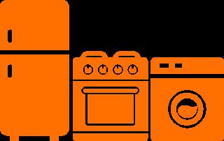 pralka lodówka kuchenka kuchnia sprzęt AGD